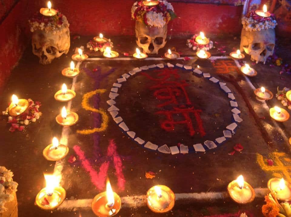 Абхичара магия ритуал